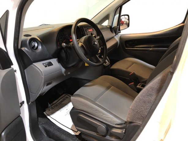 used 2015 Nissan NV200 for sale Houston TX
