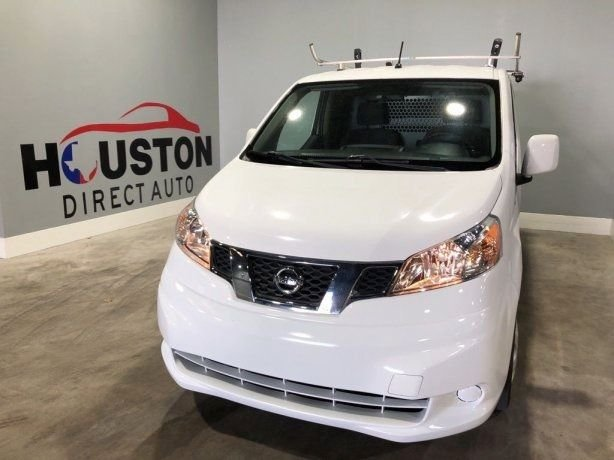 Used 2017 Nissan NV200 for sale in Houston TX.  We Finance!