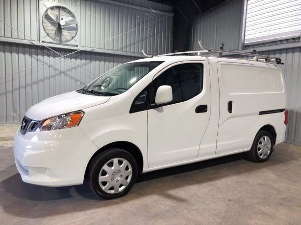 Used Nissan NV200 for sale in Houston TX.  We Finance!