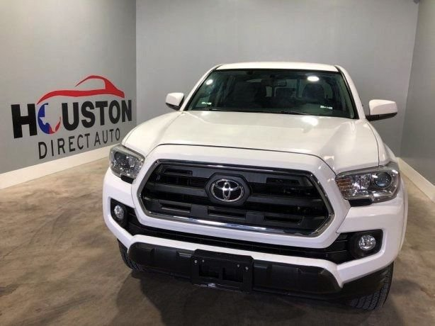 Used 2016 Toyota Tacoma for sale in Houston TX.  We Finance!