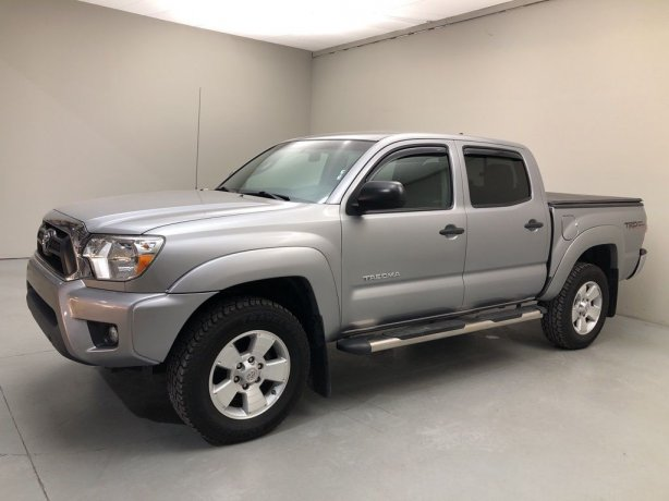 Used 2014 Toyota Tacoma for sale in Houston TX.  We Finance!