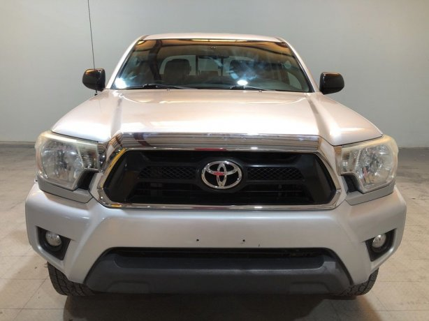 Used Toyota Tacoma for sale in Houston TX.  We Finance!