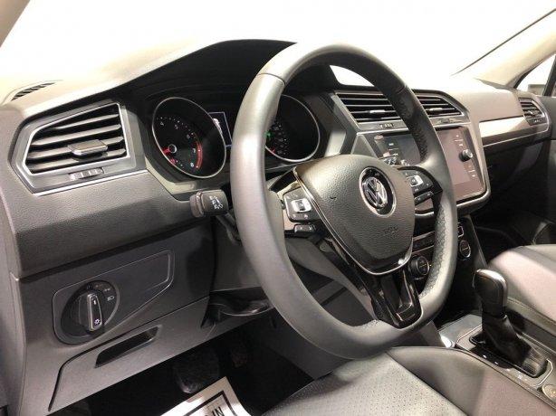 used 2020 Volkswagen Tiguan for sale Houston TX