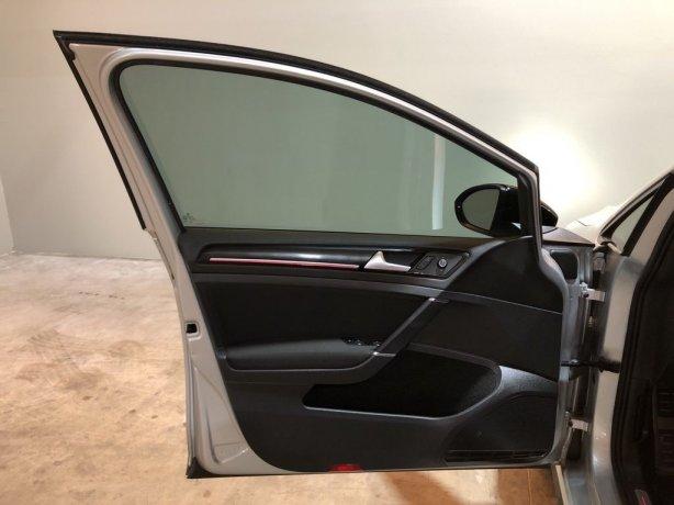 used 2017 Volkswagen Golf GTI