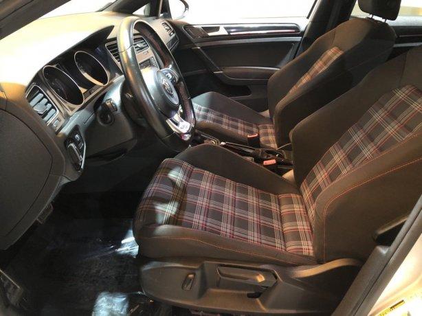 used 2017 Volkswagen Golf GTI for sale Houston TX