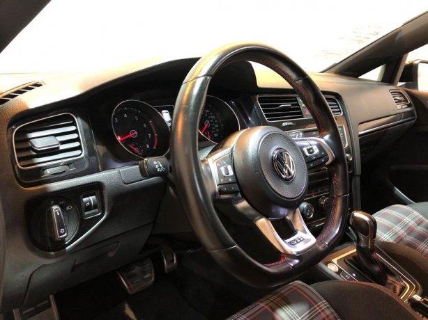 2017 Volkswagen Golf GTI for sale Houston TX