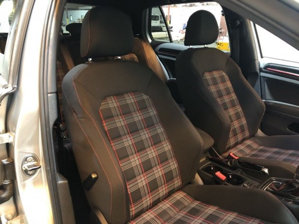 cheap Volkswagen Golf GTI for sale Houston TX