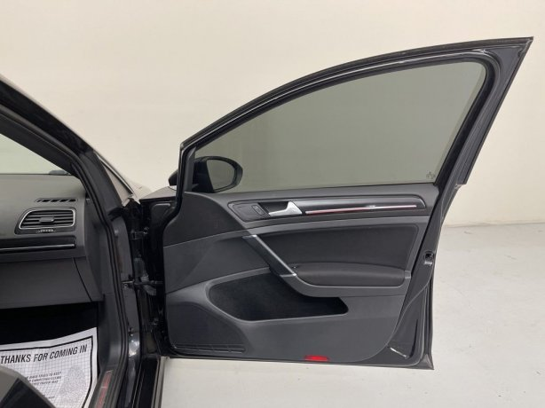 used 2017 Volkswagen Golf GTI for sale near me