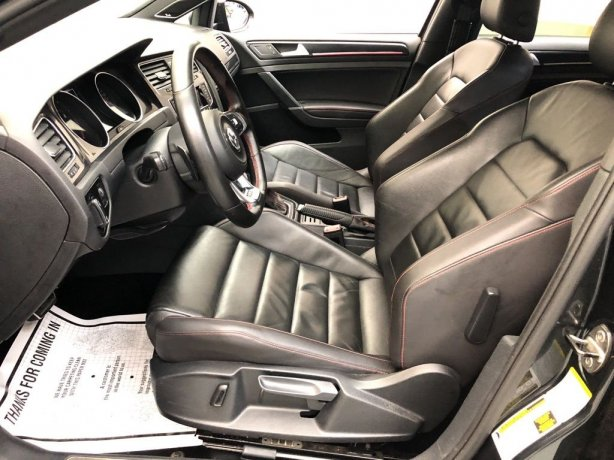 used 2015 Volkswagen Golf GTI for sale Houston TX