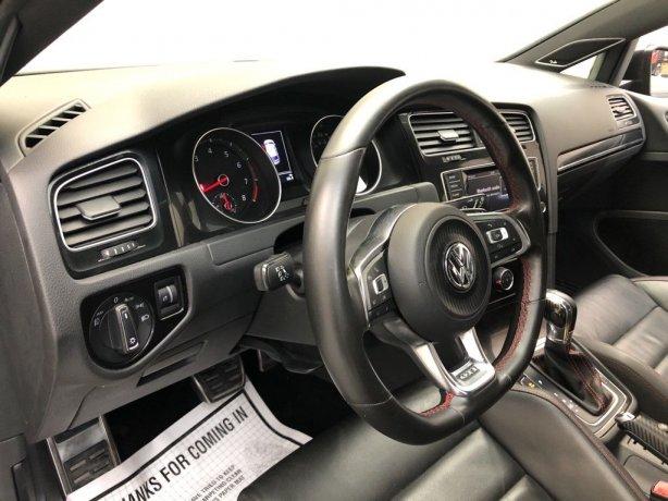 2015 Volkswagen Golf GTI for sale Houston TX