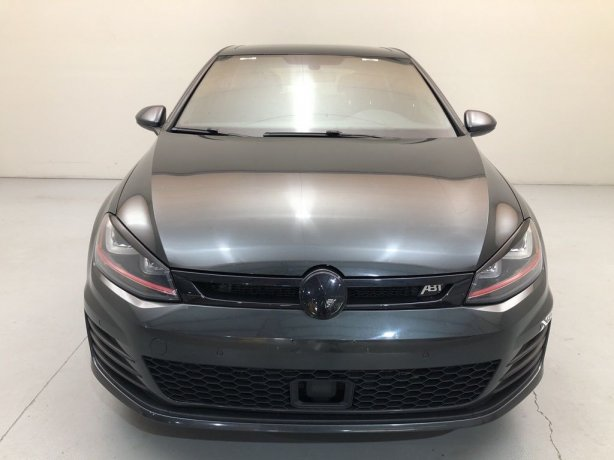 Used Volkswagen Golf GTI for sale in Houston TX.  We Finance!
