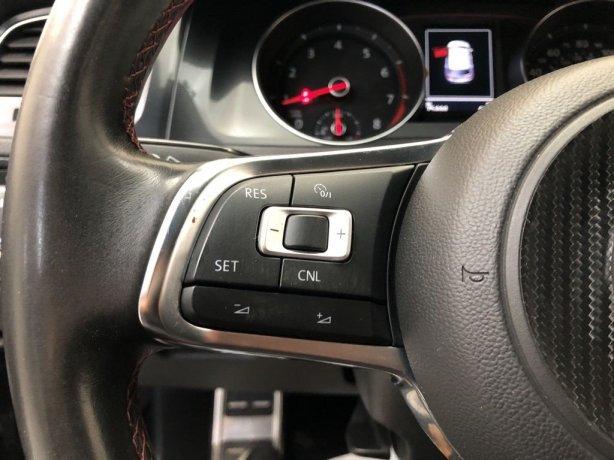 used Volkswagen Golf GTI for sale Houston TX