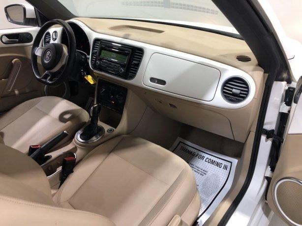 used Volkswagen Beetle for sale Houston TX
