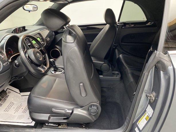 2013 Volkswagen Beetle for sale Houston TX