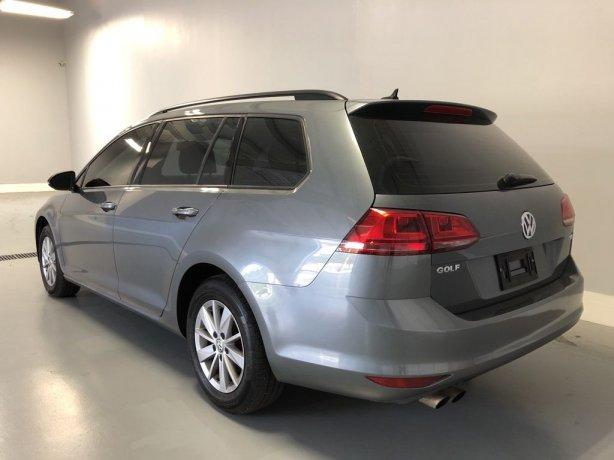 2015 Volkswagen Golf-SportWagen S