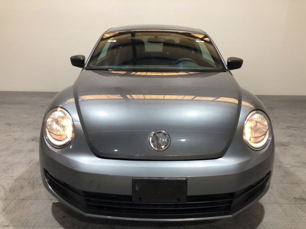 Used Volkswagen Beetle for sale in Houston TX.  We Finance!