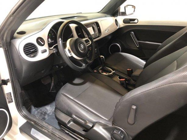 2012 Volkswagen Beetle for sale Houston TX