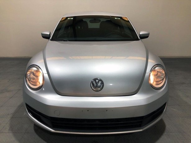 Used Volkswagen Beetle for sale in Houston TX.  We Finance!