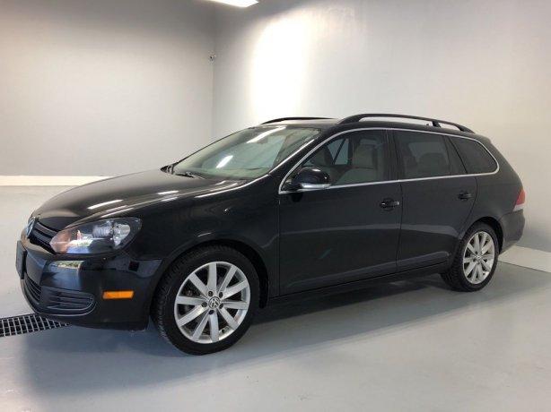 Used Volkswagen Jetta SportWagen for sale in Houston TX.  We Finance!