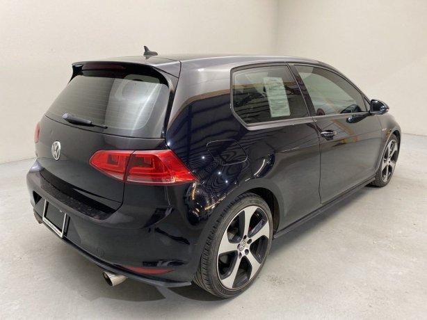 used Volkswagen Golf GTI