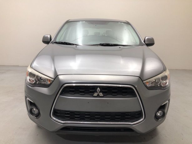 Used Mitsubishi Outlander Sport for sale in Houston TX.  We Finance!