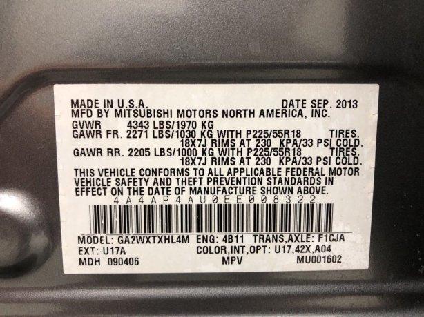 Mitsubishi Outlander Sport cheap for sale