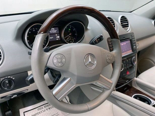 used 2010 Mercedes-Benz M-Class for sale Houston TX
