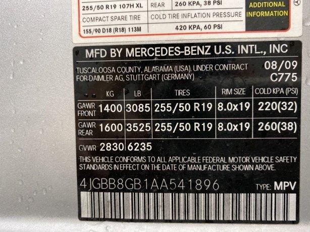 Mercedes-Benz M-Class cheap for sale near me