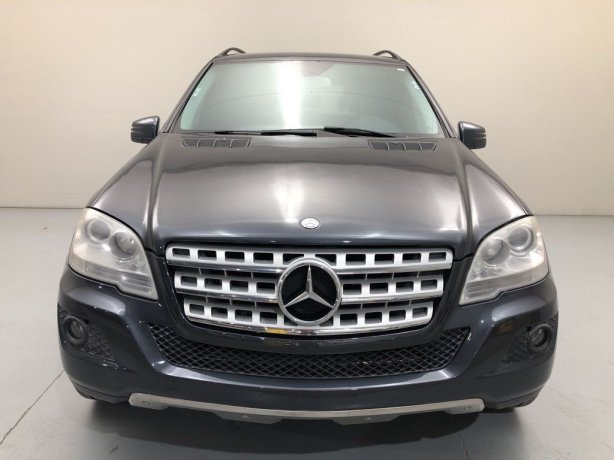 Used Mercedes-Benz M-Class for sale in Houston TX.  We Finance!