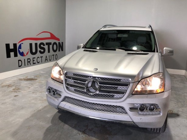 Used 2011 Mercedes-Benz GL-Class for sale in Houston TX.  We Finance!