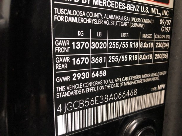 Mercedes-Benz R-Class cheap for sale near me