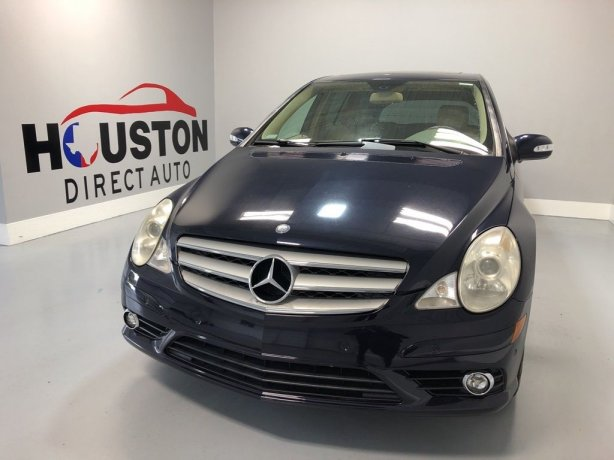 Used 2008 Mercedes-Benz R-Class for sale in Houston TX.  We Finance!