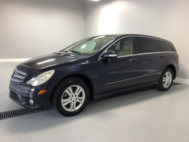 Used Mercedes-Benz R-Class for sale in Houston TX.  We Finance!