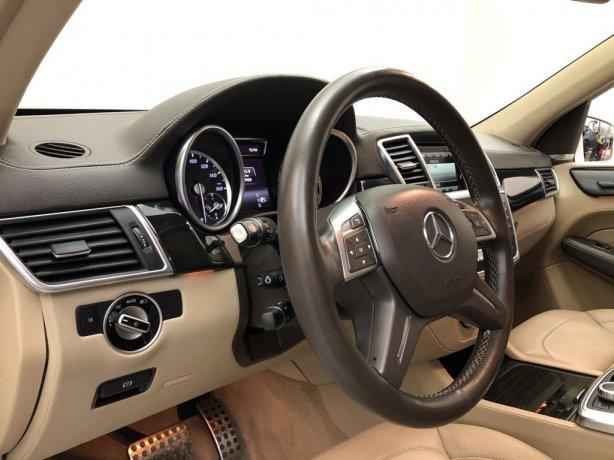 2015 Mercedes-Benz M-Class for sale Houston TX