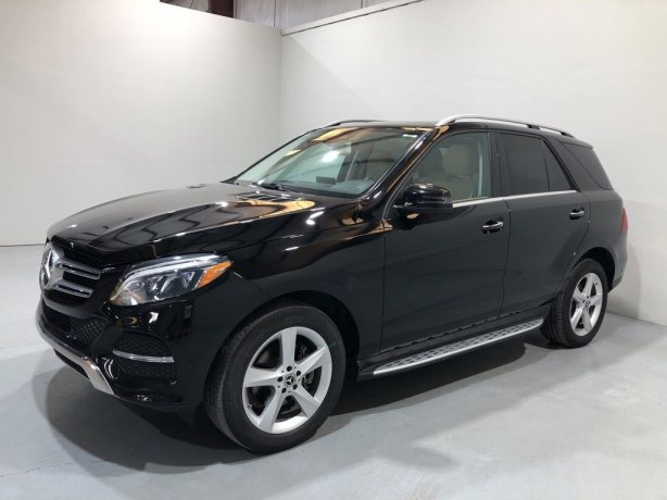 Used 2018 Mercedes-Benz GLE for sale in Houston TX.  We Finance!