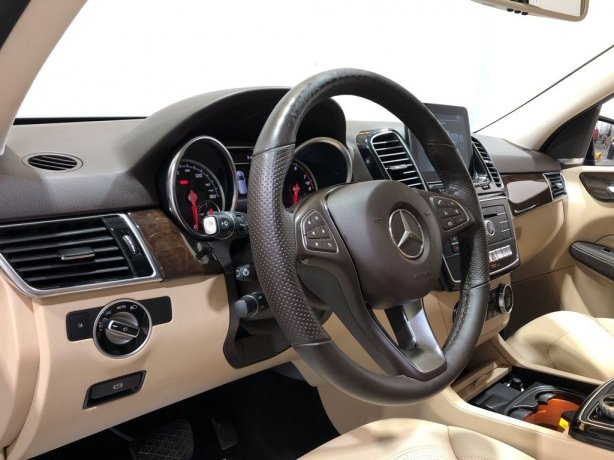 used 2018 Mercedes-Benz GLE for sale Houston TX