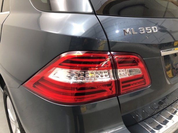 used 2015 Mercedes-Benz M-Class for sale