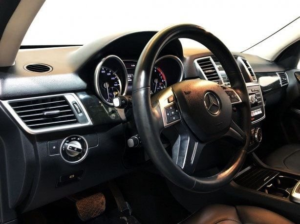 used 2015 Mercedes-Benz M-Class for sale Houston TX