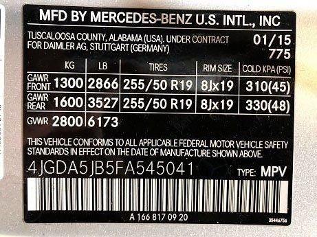Mercedes-Benz M-Class cheap for sale