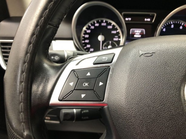 used Mercedes-Benz M-Class for sale Houston TX