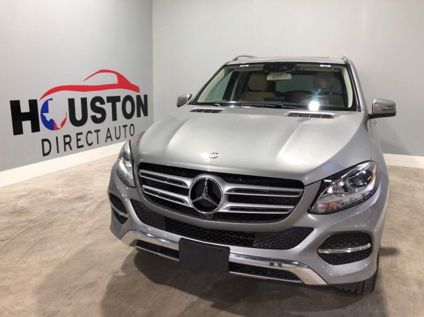 Used 2016 Mercedes-Benz GLE for sale in Houston TX.  We Finance!