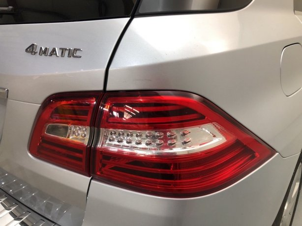 used Mercedes-Benz M-Class for sale near me