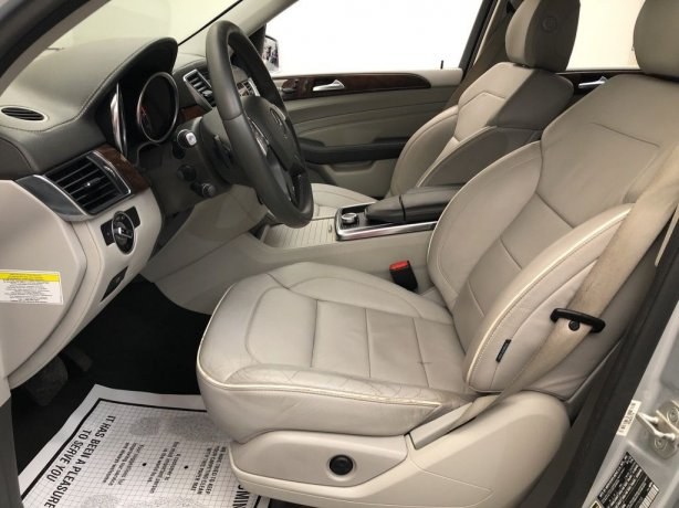 used 2013 Mercedes-Benz M-Class for sale Houston TX