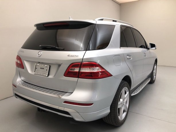 used Mercedes-Benz M-Class