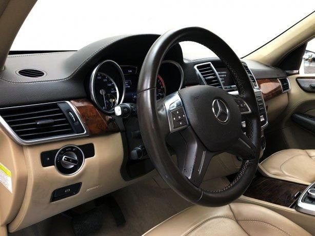 2014 Mercedes-Benz M-Class for sale Houston TX
