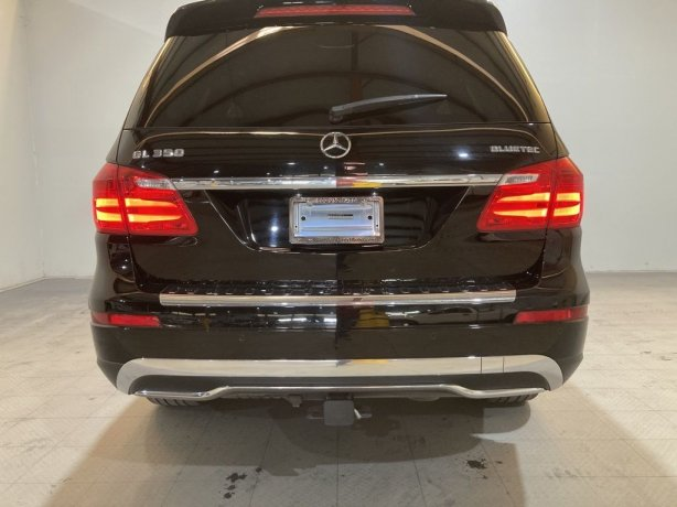 used Mercedes-Benz GL-Class