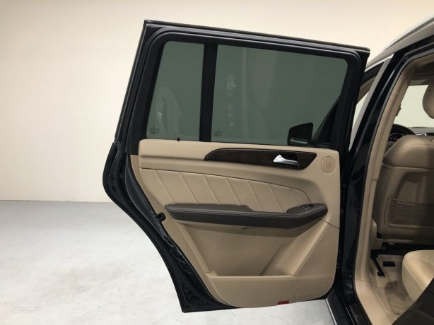 used 2016 Mercedes-Benz GL-Class