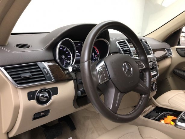 used 2016 Mercedes-Benz GL-Class for sale Houston TX