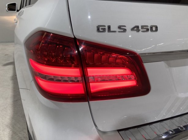 used 2017 Mercedes-Benz GLS for sale