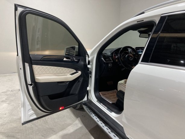 used 2017 Mercedes-Benz GLS